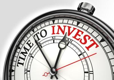 Zeit zu investieren, aktien
