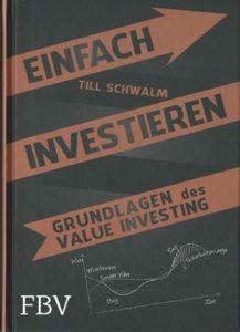 Buchumschlag von Einfach Investieren