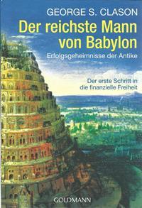 Bucheinband von «Der reichste Mann von Babylon»