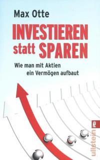 Bucheinband von «Investieren statt Sparen»