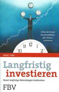 Bucheinband von «Langfristig investieren»
