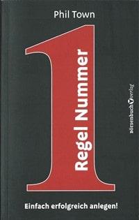 Bucheinband von «Regel Nummer 1»