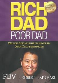 Bucheinband von «Rich dad poor dad»