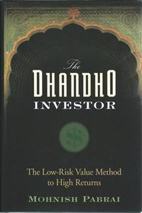 Bucheinband von «The Dhando Investor»