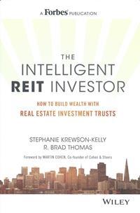 Bucheinband von «The Intelligent REIT Investor»
